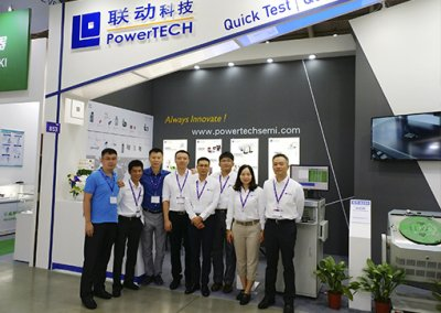 PowerTECH successfully participated in Semicon Taiwan 2017