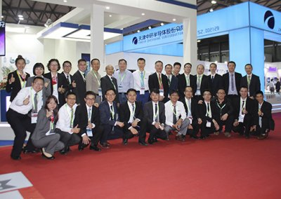 PowerTECH successfully participated in Semicon China 2018